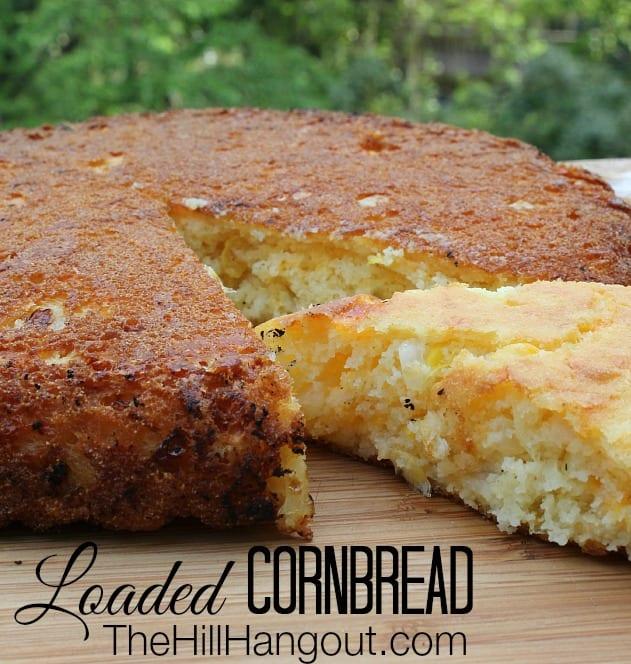 Loaded Cornbread